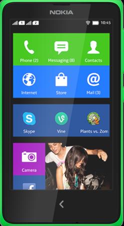 Foto de Nokia X (5/8)