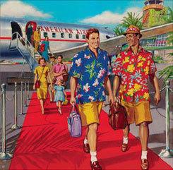 American Airlines hace un guiño al colectivo gay