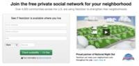Nextdoor: un interesante concepto para llevar una red social a nuestro vecindario