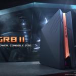 El ASUS ROG GR8 II se renueva con Nvidia GTX 1060: videojuegos y realidad virtual en formato consola