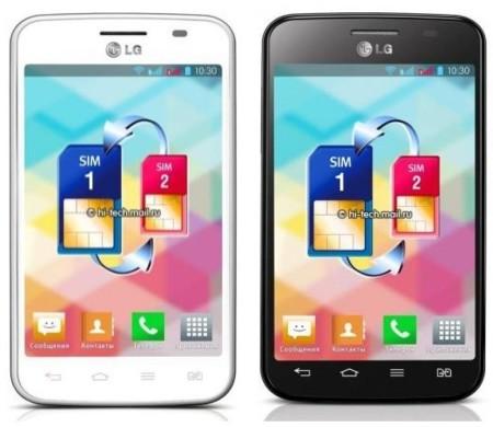 LG Optimus L4 II y su versión Dual SIM se dejan ver por Rusia