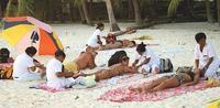 Alerta por la oferta de masajes en espacios públicos
