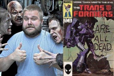 'Transformers': el creador de 'The Walking Dead' y otros guionistas renovarán la saga