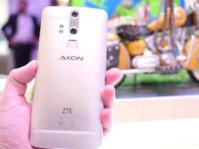 ZTE Axon Elite, primeras impresiones en vídeo: la madurez de ZTE hecha terminal