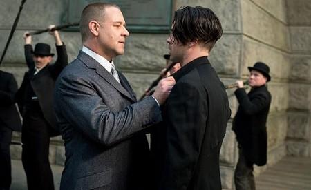 Russell Crowe y Colin Farrell en