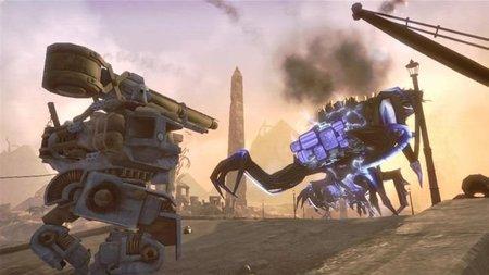 Y el culebrón llegó a su fin. 'Iron Brigade' ya se encuentra disponible en el Xbox Live Arcade europeo