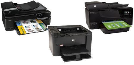 Tecnología de impresión HP ePrint, perfecta para aprovechar la movilidad