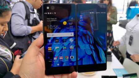 Samsung y su patente apuntan a un 2018 en el que los móviles plegables podrían ser tendencia
