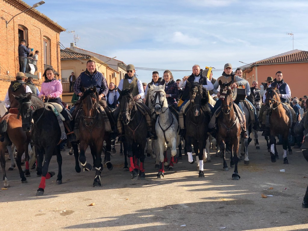 Fiesta popular de La Borricá, tradición y emociones en Torrenueva, Ciudad Real