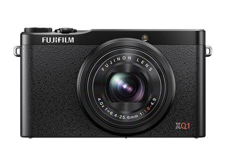 Fujifilm XQ1, la serie X de Fujifilm en formato reducido