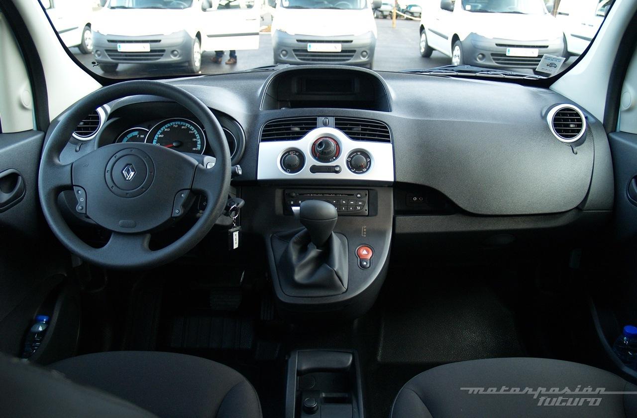 Foto de Renault Kangoo Z.E. (presentación) (8/15)