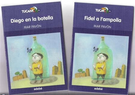 'Diego en la botella': un cuento dulce y mágico que explica la historia de un niño con autismo