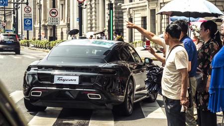 30,000 reservas del Porsche Taycan