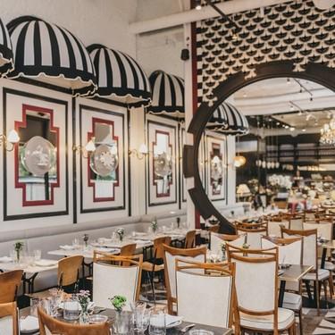 Cristina Oria abre un nuevo restaurante en Ortega y Gasset. Y nos queremos quedar a vivir allí
