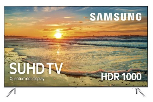 TV LED 60'' SUHD Samsung UE60KS7000 4K HDR, Wi-Fi y Smart TV