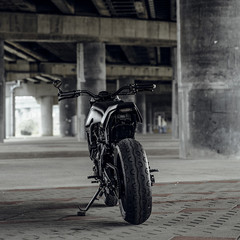 Foto 8 de 21 de la galería yamaha-xsr700-flying-phantom-rough-crafts en Motorpasion Moto