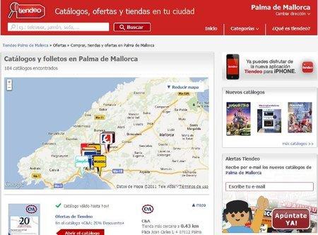 Tiendeo, el catálogo de productos de tu empresa con geolocalización