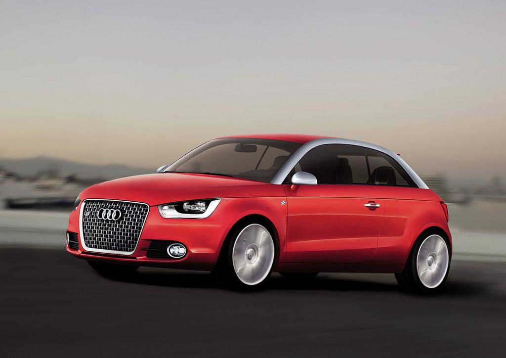 Foto de Audi A1 Metroproject Quattro Concept (10/35)