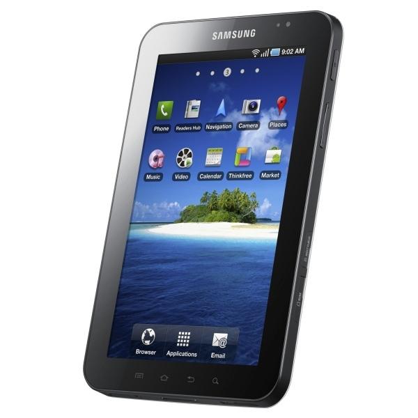 Foto de Samsung Galaxy Tab Oficial (1/4)