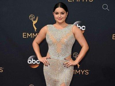 Ariel Winter se hace un Kylie Jenner para asistir a la alfombra roja de los Emmy 2016