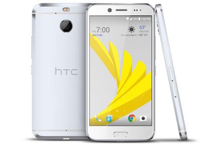 HTC Bolt es el primer smartphone de la compañía sin jack de audio y resistente al agua