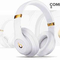 Estrenar unos auriculares Beats Studio 3 Wireless cuesta la mitad en Amazon: por 174 euros te los llevas a su precio más bajo hasta la fecha