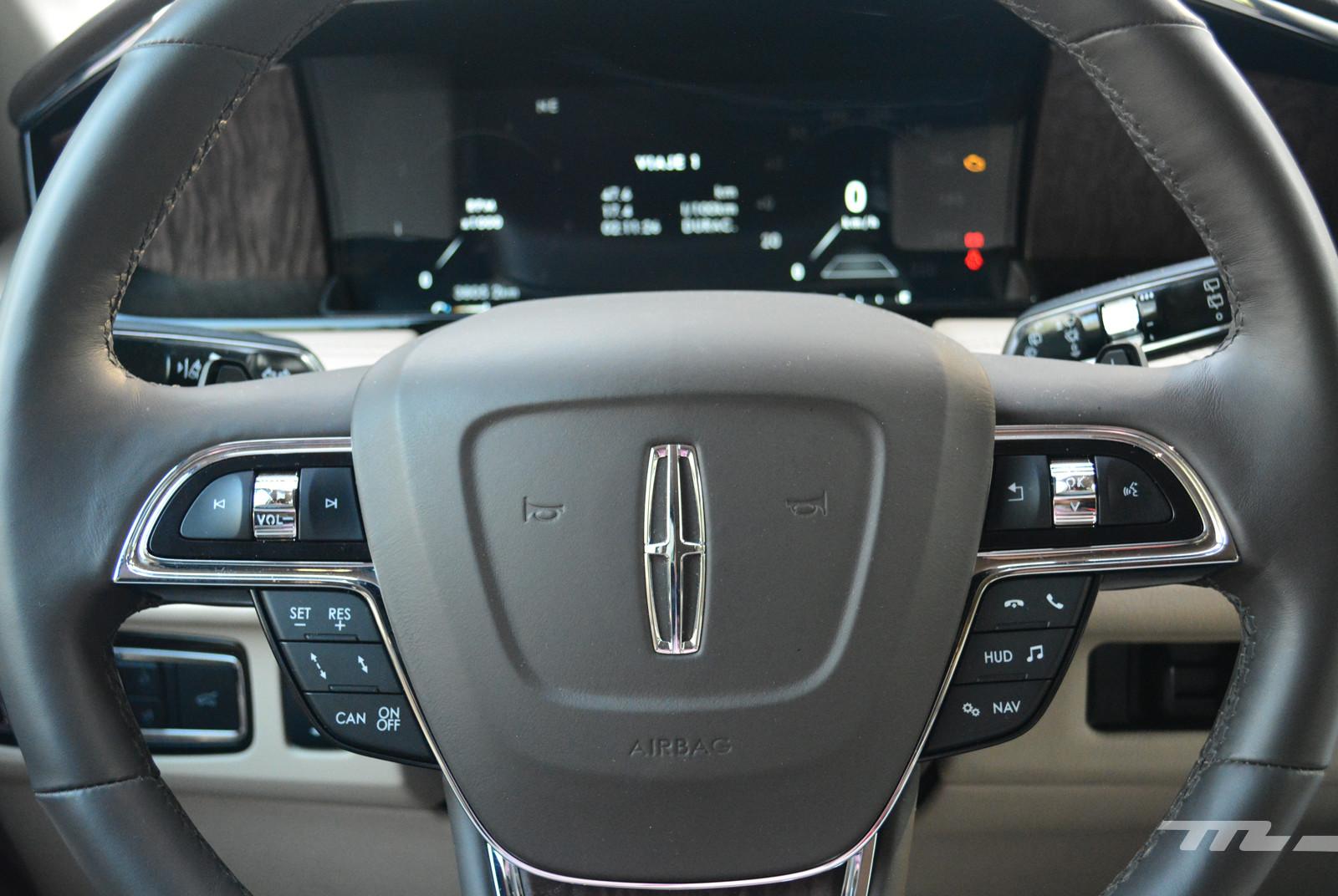 Lincoln Navigator 2019 (prueba)