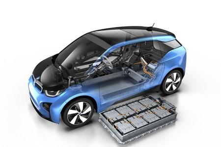 Batería BMW i3 degradación