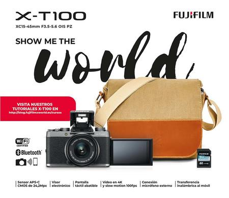 Fuji X T100