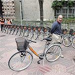 Préstamo de bicicletas por SMS