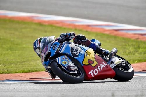 El más rápido del primer día en Moto2 es Álex Márquez, preparando el asedio a Morbidelli