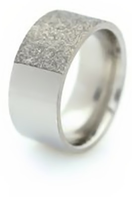 Rasp Ring, anillo con lima