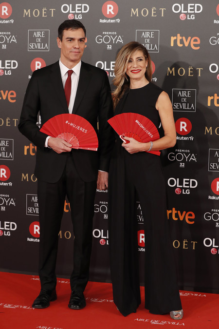 Pedro Sanchez And Wife Begona Gomez