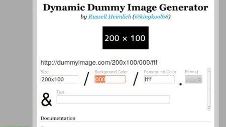 Dinamic Dummy Generator