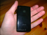 Posible diseño del iPhone 3G