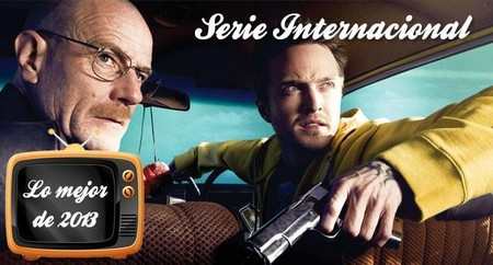 Mejor serie internacional