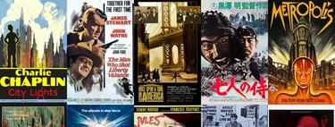 101 clásicos imprescindibles para aprender a amar el cine