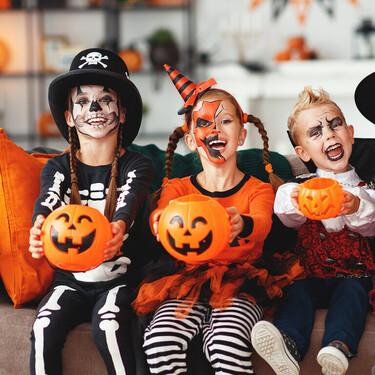 23 accesorios para completar un disfraz de Halloween para niños por menos de nueve euros
