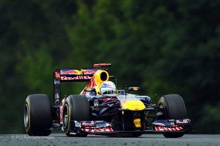 GP de Hungría F1 2011: Sebastian Vettel, pole muy emocionante
