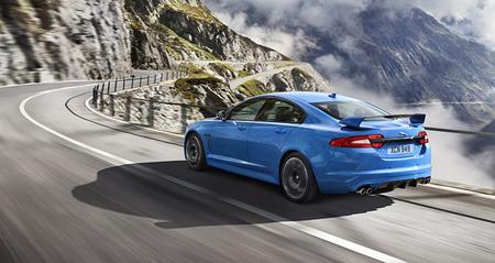 Jaguar XFR-S 2013