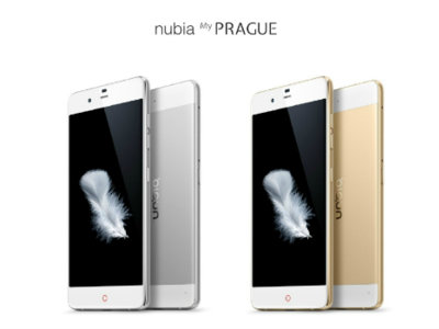 Nubia My Prague, 5,2 pulgadas y Snapdragon 615 para asaltar la gama media europea