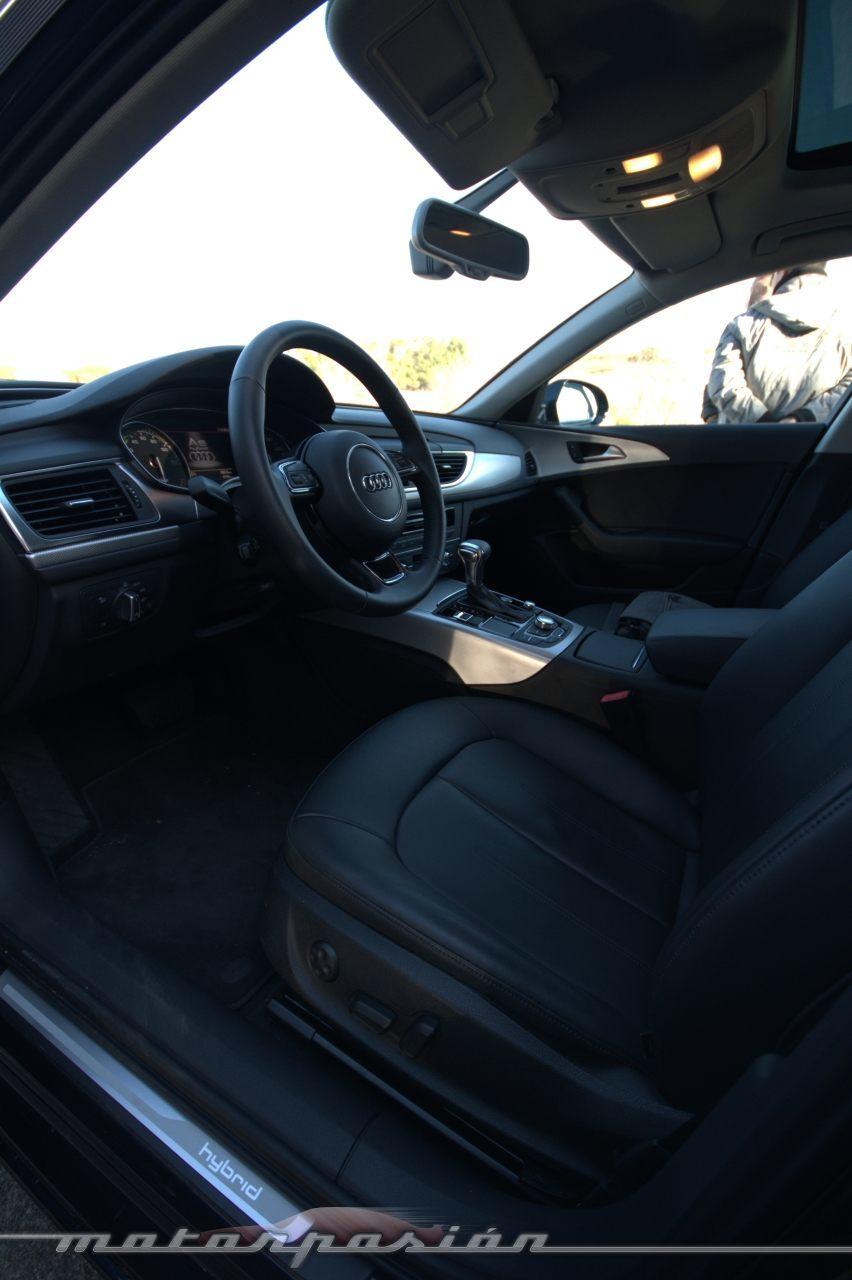 Foto de Audi A6 hybrid (prueba) (63/120)