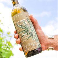 Tendencia en vino: El sauvignon de Rebel Coast Winery que lleva infusión de cannabidiol