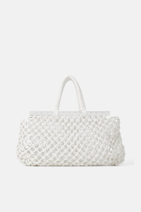 Bolsos Zara 2019 Natural 02