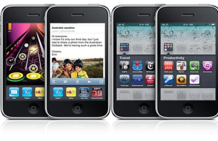iPhone 3GS, el mayor rival del iPhone 4