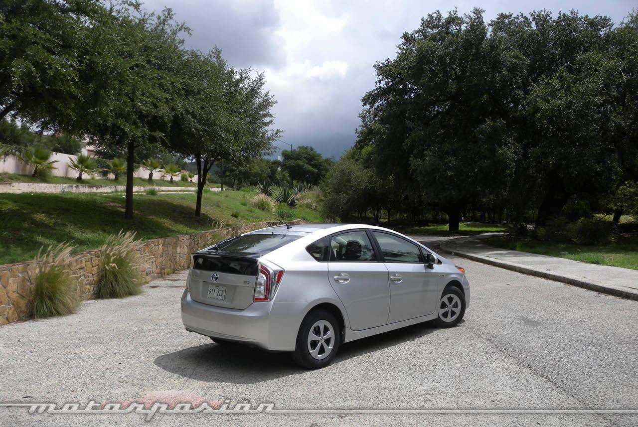 Toyota Prius Prueba 7 24