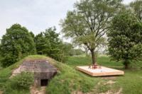 Casas poco convencionales: un búnker como vivienda de veraneo