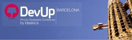 iPhone DevUp en Barcelona el próximo 18 de marzo