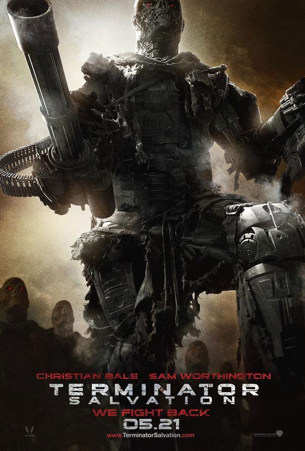 Foto de 'Terminator Salvation', carteles (1/4)