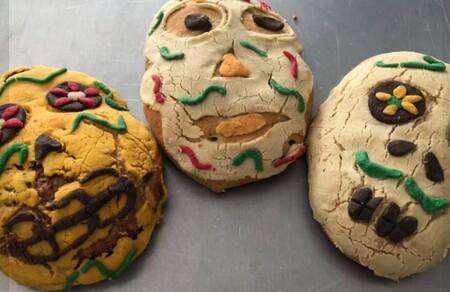 LLegaron las Monstruo conchas para darnos un susto y un gusto este Día de Muertos